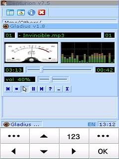 ডাউনলোড করুন Centurion FileManager 7.5 : Java Phone এর শ্রেষ্ঠ সফটওয়ার