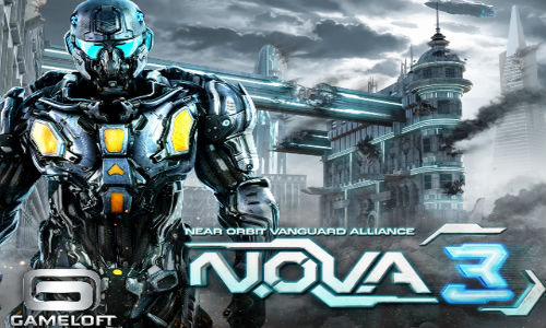 [Highly Compressed] N.O.V.A 3 v1.0.7 (apk+data) Nova 3 highly compressed (0.75mb) No survey No password by Riadrox