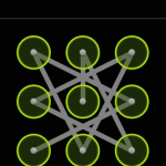 Its easy to guess screen lock pattern in android!