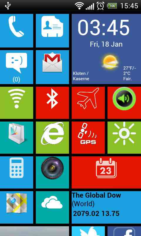 ডাউনলোড করে নিন মাথা নষ্ট করা একটি লাঞ্চার Windows 8 Launcher (Latest Version)!!