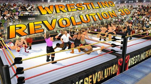 আপনাদের নিয়ে এলাম Wrestling Revolution 3D Apk গেমস
