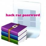 RAR file এ password দেয়া।খুলে ফেলুন নিমিষে।