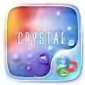 নিয়েনিন Android এর জন্য চরম একটি app Crystal GO Launcher Theme