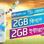 গ্রামীণফোনের নতুন 3G মডেম কিনলেই আকর্ষণীয় ইণ্টারনেট অফার!