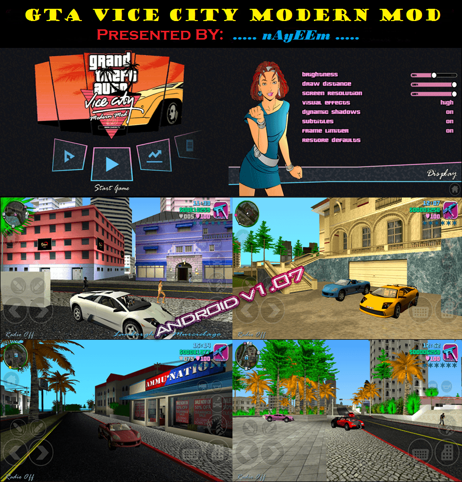 Gta Vice City For Android Free Download Apkdata - iTechBlogs co