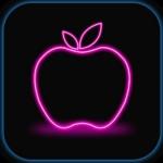 আসাধারণ একটি Live Wallpaper Android বেব্যহারকারী ভাইদের জন্য। Apple Neon Wallpaper নিয়ে নিন Only Size 1.5MB