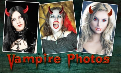 Vampire Photo নামের একটি Android Apps এর মাধ্যমে আপনার ছবিকে Vampire Effect দিয়ে Edit করতে পারবেন। দেখে নিন এই App টি। আশা করি আপনাদের ভাল লাগবে।