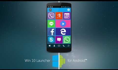 Android বেব্যহারকারী ভাইদের জন্য নিয়ে আসলাম Windows 10 এর Update Official Launcher. সবার ভাল লাগবেই গেরান্টি।