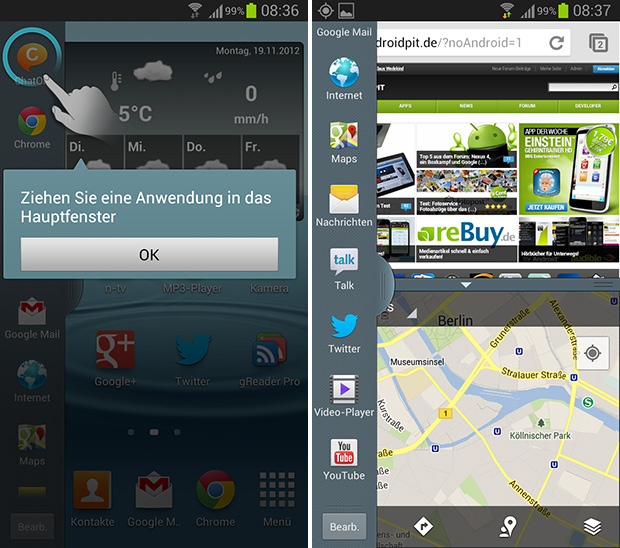 Multi window ব্যবহার করুন আপনার Android Phone:-