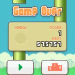 hack করুন  flappybird  এর  মতো গেমের score! !  ( with screen shot)
