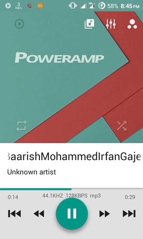 [New] [App]Awesome Marshmallow Material Look Poweramp Skin সাথে Poweramp Pro Lifetime Cracked সবার জন্য – by Riadrox