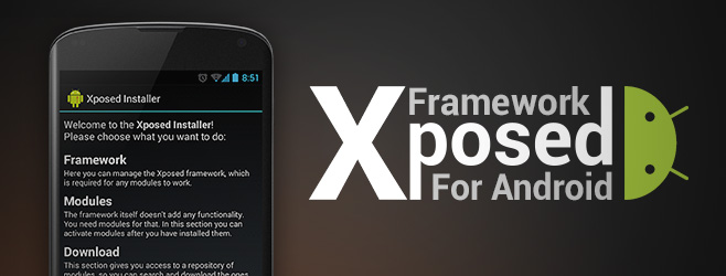 About xposed framework