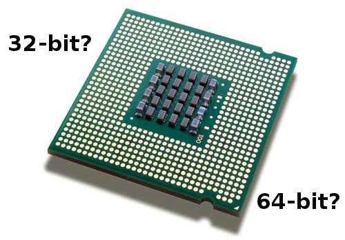 জেনে নিন 32 বিট(X86) ও 64 বিট(X64) প্রসেসর কি?