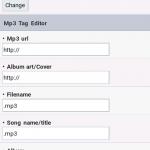 Wap Master দের জন্য নিয়ে আসলাম নতুন এক দরনের Online MP3 voice  Tag ভাল লাগলে ব্যবহার করিবেন