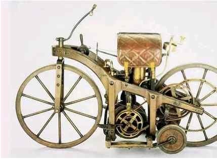 পৃথিবীর প্রথম তেরী মোটরসাইকেল দেখুন ! !
