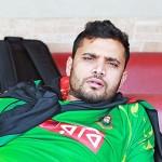 বাংলাদেশ ক্রিকেটের অভিভাবক মাশরাফির ' শেষ ' পরীক্ষা