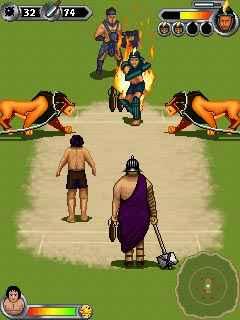 এখন জাভা ও সিমবিয়ান মোবাইলেই ক্রিকেট খেলায় মারামারি করুন , তাও আবার জংগলিদের সাথে .
