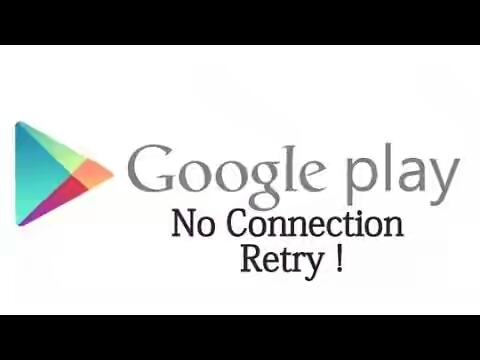 Google Play No Connection Error !! নিয়ে নিন সমাধান