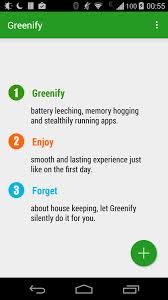 Greenify দিয়ে Ram ও Battery Save করুন.