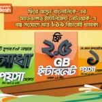 বন্ধ বাংলালিংক সিমে ফিরে আসলেই 2.5 GB Internet, 2200 SMS & Special Call Rate Offer:
