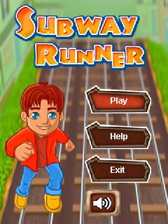JAVA মোবাইল এর জন্য Android এর Subway Runner গেম