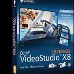 ফ্রীতে নিয়ে নিন Corel VideoStudio Pro Ultimate X8