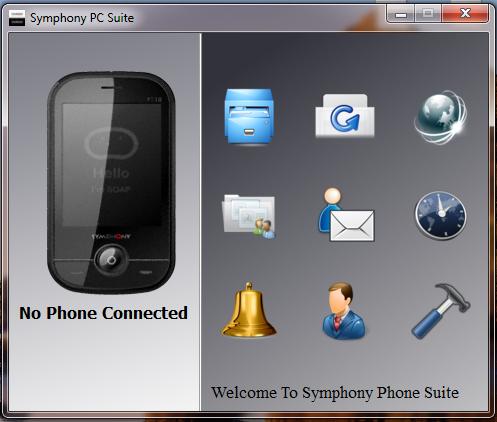 আপনাদের জন্য নিয়ে এলাম Symphony PC Suitce । মডেম না থাকলেও এন্ড্রইড ফোন দিয়ে পিসিতে ইন্টারনেট ব্যবহার করুন।