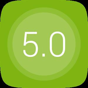 আপনার অ্যান্ড্রয়েডকে দিন নতুন রুপ, নিয়ে নিন চমৎকার  GO Launcher EX UI5.0 Theme । এক কথায় অসাধারন!