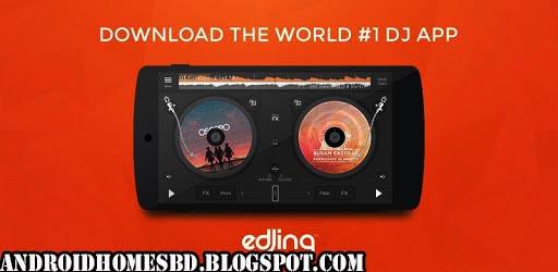 """চলুন DJ হয়ে যাই একটি এন্ডোয়েড APP এর মাধ্যমে""""Edjing-Dj Music Mixer Studio.apk""""। অ্যান্ড্রয়েড Apps."""
