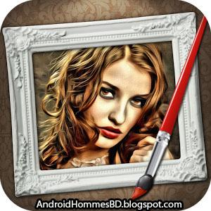 """আপনার এন্ডোয়েড মোবাইলে একটি এ্যাপর মাধ্যমে আপনার ছবিতে দেন Oil ইফেক্ট""""Portrait Painter.apk"""" তাক লাগিয়ে দেন আপনার বন্ধুদের।"""