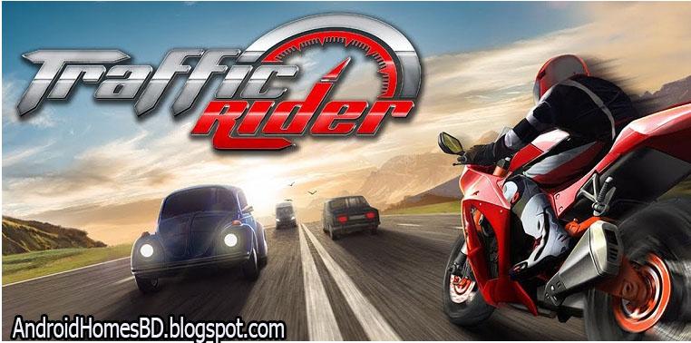 """""""Traffic Rider [MOD: Unlimited Money & Gold]"""" অসাধারন একটি গেইম। মেগাবাইট আপনার সাধ্যের মধ্যে।"""