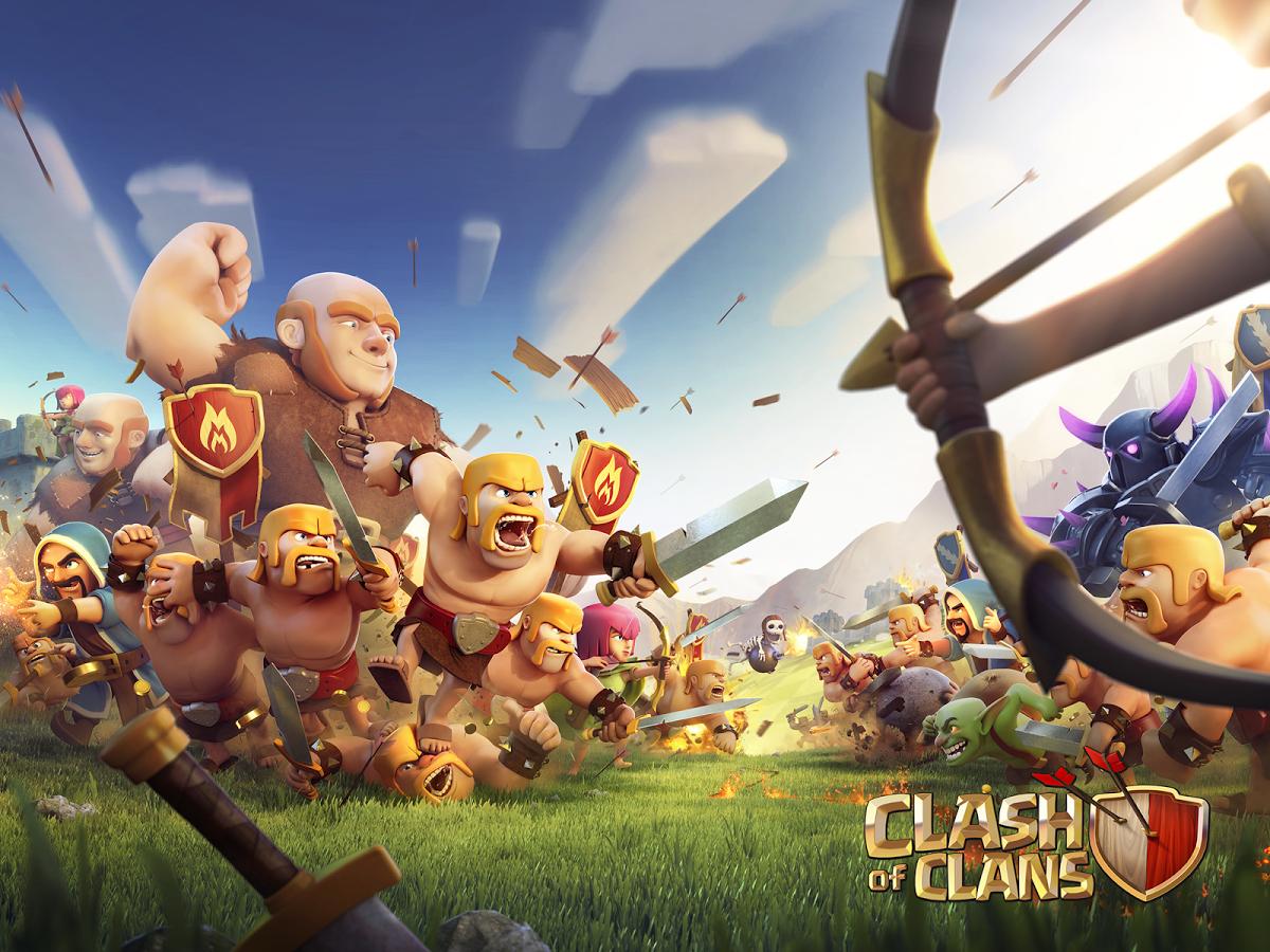 Clash of Clans Unlimited Gems, Gold and Elixir! No Ban! আপনাদের জন্য