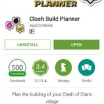 Clash of Clane এর Player দের জন্য নিয়ে এলাম Builder planner app। এখন থেকে সকল সময় ও খরচের পরিমানের হিসাব করতে পারবেন