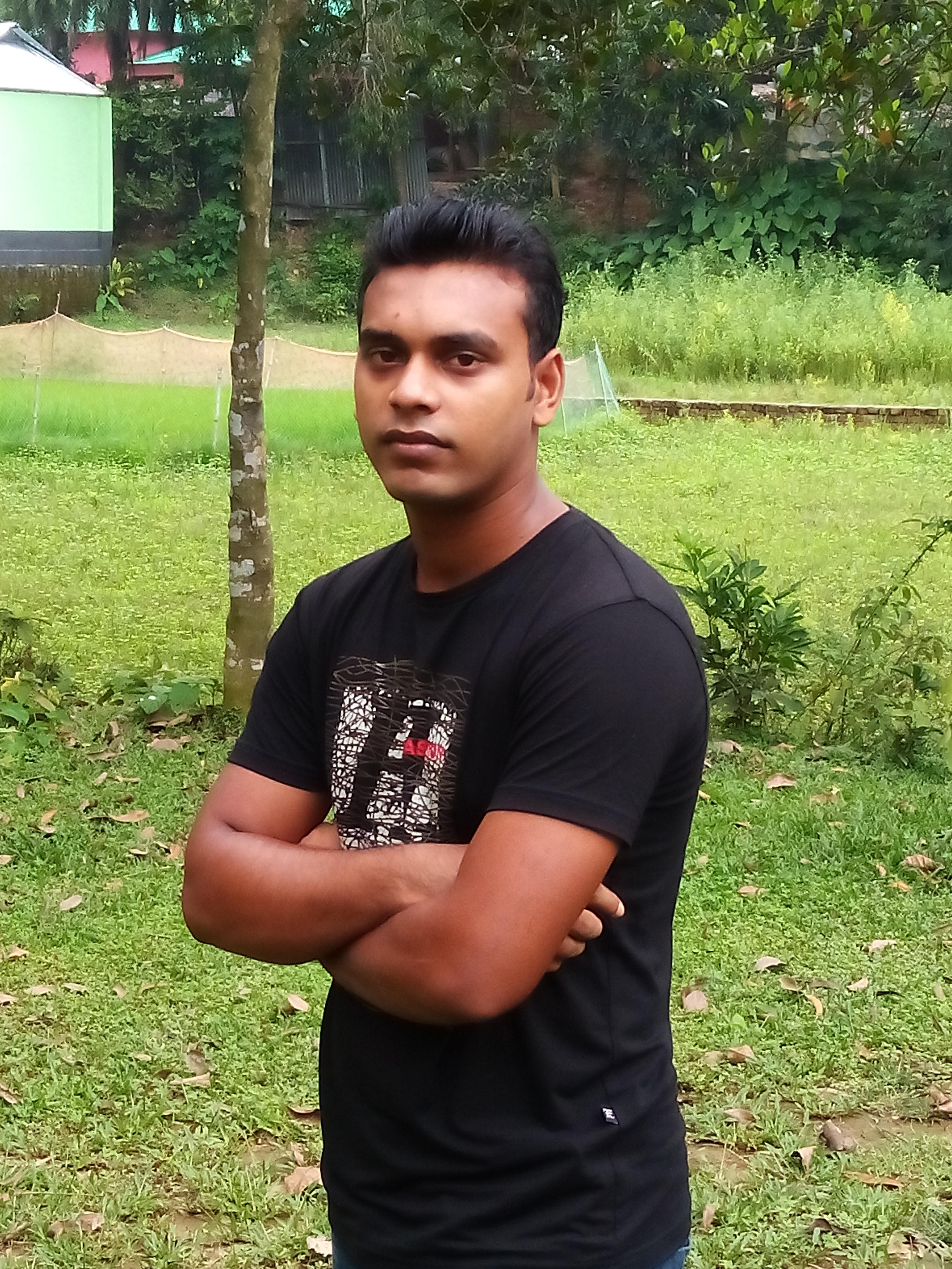 MD Rashad khan