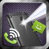 মজা এবার ফোনকে নিয়ে কল (call) এবং এসএমএস (sms) আসলেই মোবাইলে ফ্ল্যাস লাইট ( Flashlight)  জলবে