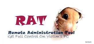Expart der Help cai (About RAT) remote administation tool