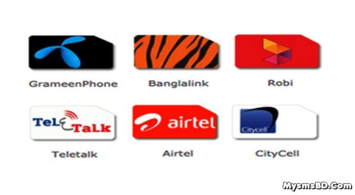Important Service Code For GP/ Robi/ Banglalink/ teletalk / Airtel tips  By Nihan