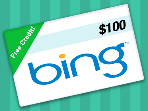 free-bing-advertising-credit