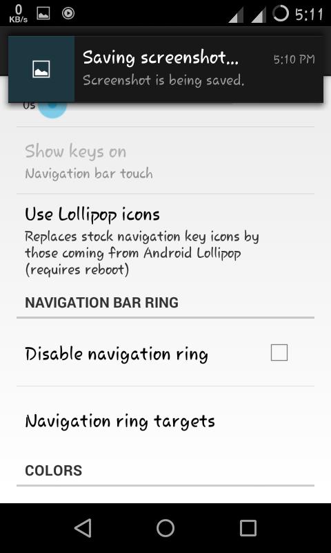 [Root]এবার কোন প্রকার কোড ছাড়া ললিপপ এর মত Navigation bar posted by osyeasin
