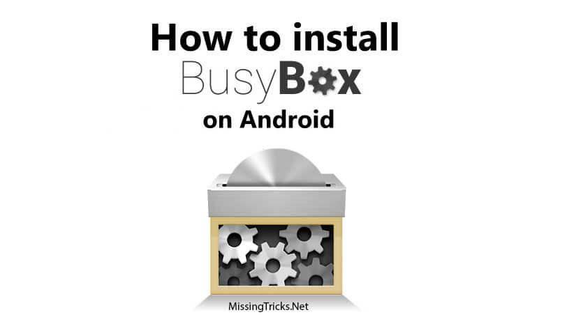 [Root]Busy box  Install দেওয়ার নিয়ম যারা জানেন না তাদের জন্য[Full Tuitorial]posted by os