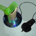 আপনি নিজেই তৈরি করে ফেলুন সুন্দর একটি USB টেবিল ফ্যান।  [With Picture]