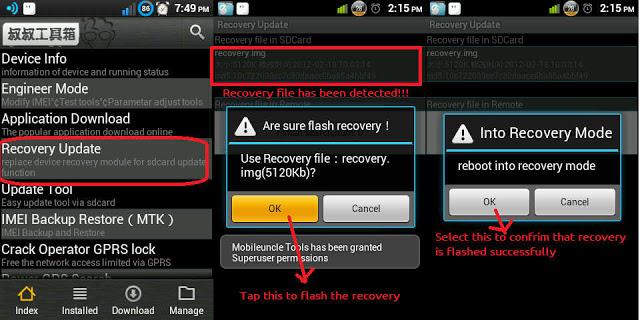 [Requested Post] MTK ডিভাইসে Custom Rom Install দেওয়ার পদ্ধতি ★ full tutorail★ (নতুনদের জন্য) With Screenshot By Shovo