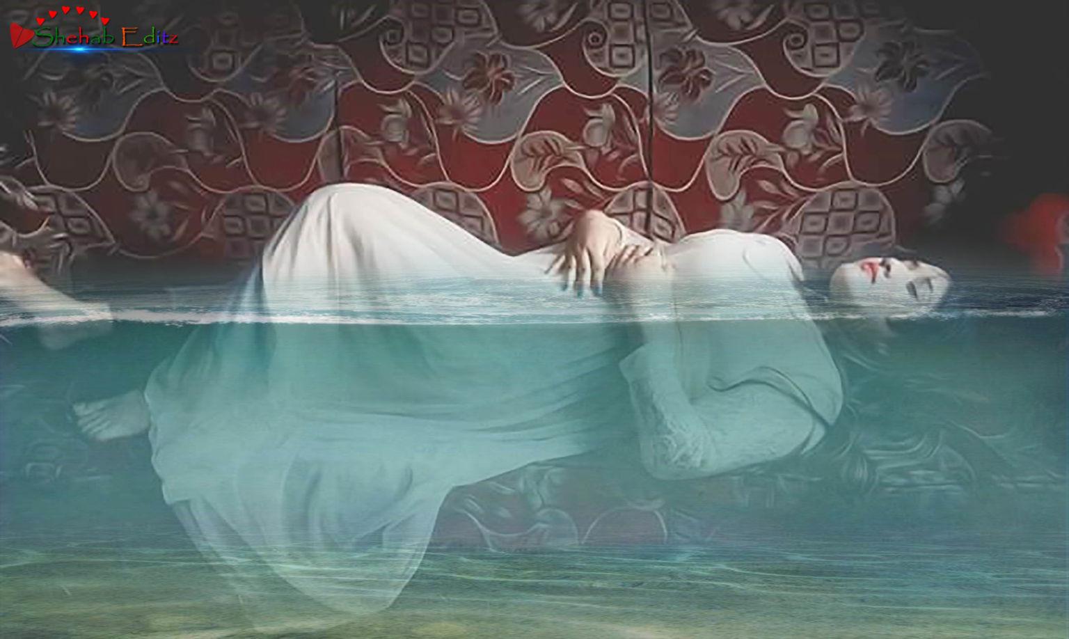 Under Water Photo Manipulation   আপনার ছবিকে পানির নিচে ডুবিয়ে দিন ফটোশপের মাধ্যমে..