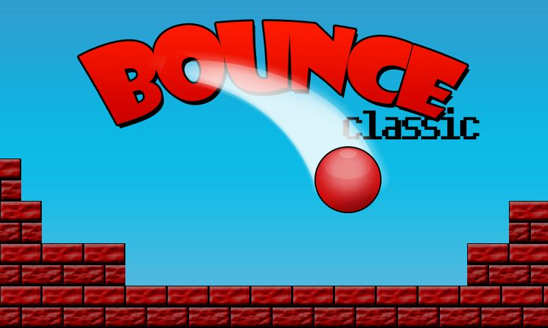 এবার আপনার Android এই খেলুন ছোট বেলার প্রিয় গেমস bounce
