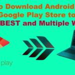 দেখুন কিভাবে PC বা Android এর যেকোনো ব্রাউজার দিয়েই Google play store থেকে  Android Apps ডাউনলোড   করবেন Multiple পদ্ধতিতে। With a SPECIAL Way[Don't Miss!!](ভিডিও টিউটোরিয়াল)