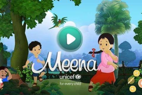 প্রথমবারের মতো ইন্টারঅ্যাকটিভ 'মীনা' গেম চালু করেছে ইউনিসেফ বাংলাদেশ।Must Download