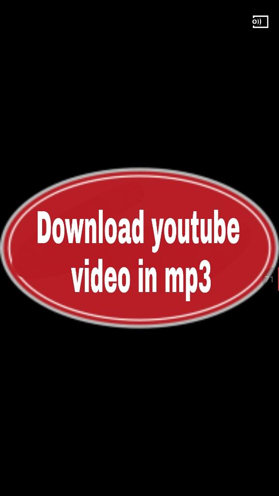 খুব সহজে এবার youtube থেকে mp3 আকারে এ যে কোনো কিছু ডাউনলোড করুন।কোনো প্রকার লোডিং ছারা।সাথে sshort সহ
