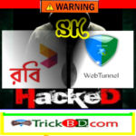 [Requested Post][Updated New Trick-30-12-2016] Again Web Turnnel Hack করুন আর Robi Sim এ High Speed এ Unlimited Free Net চালান।Root করা লাগবে না।[Exexclusively By Silent Killer Sumon]