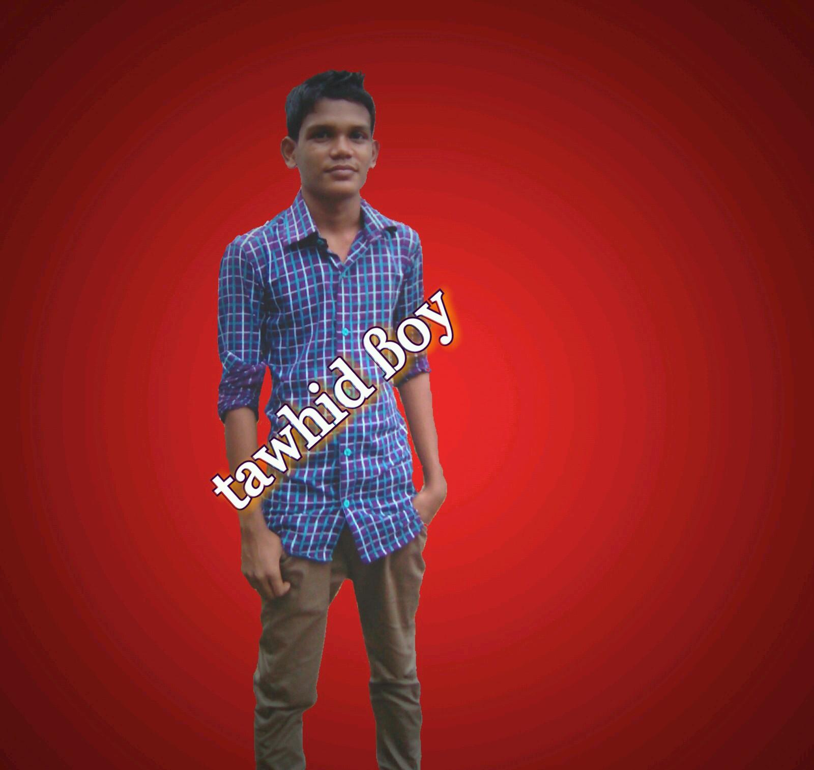 Tawhid boy Rony