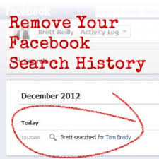 [New] How To Delete Search History From Facebook -by shohug